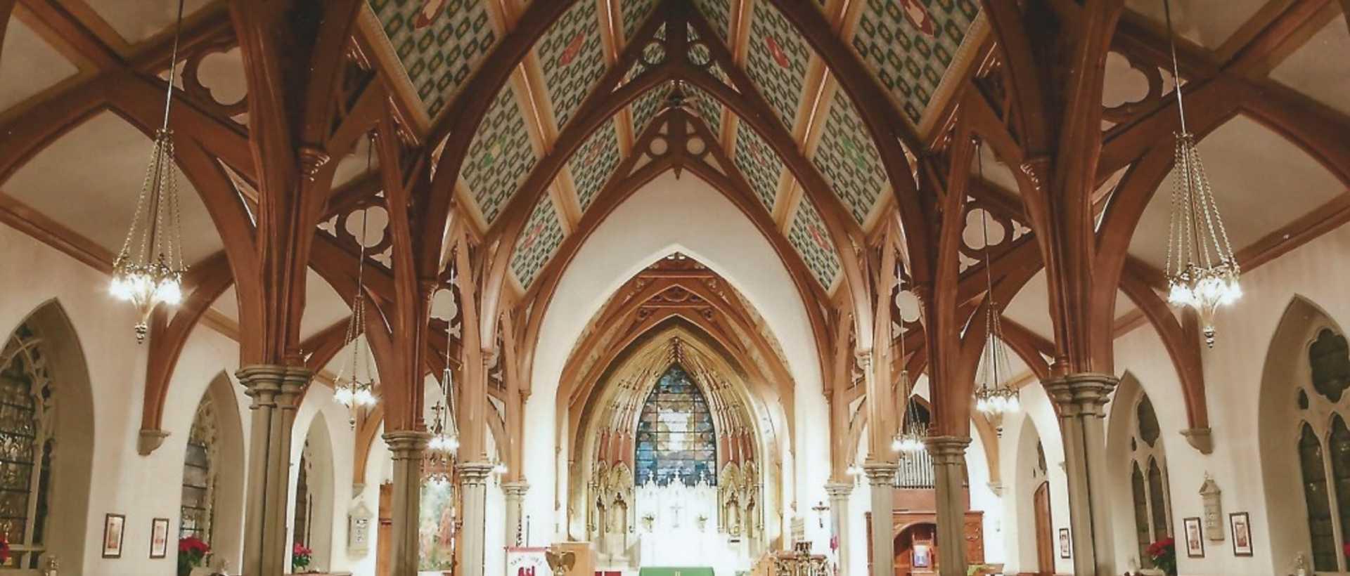 St Luke's Church in Scranton, PA