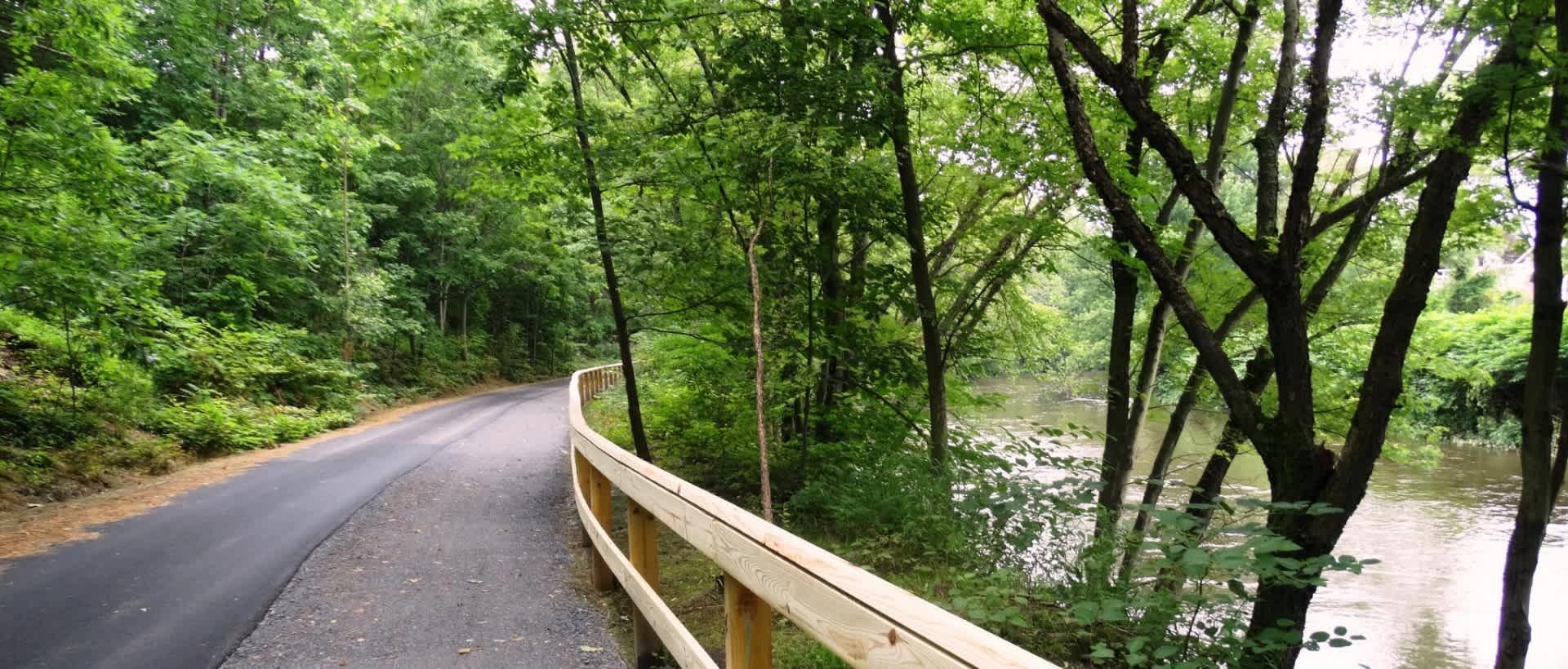 Lackawanna River Trail