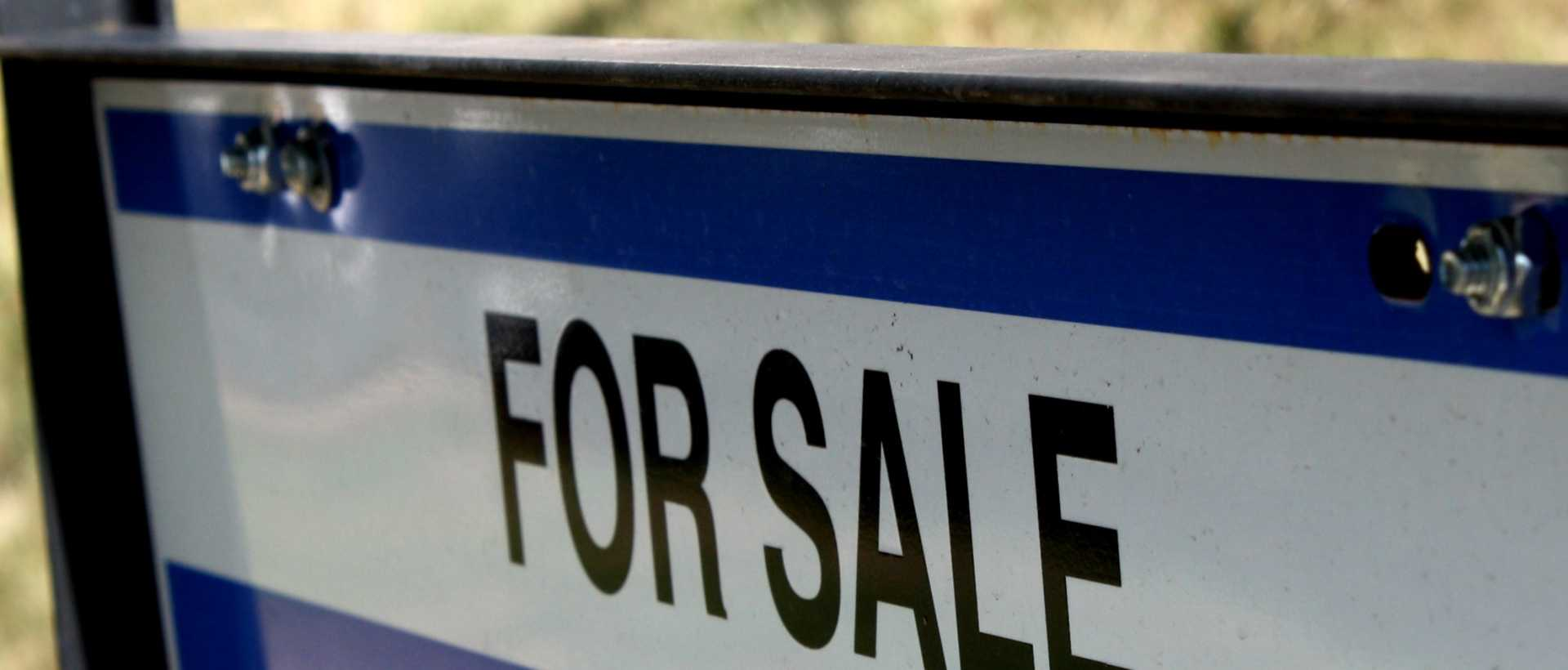 Image of a For Sale Sign in Lackawanna County