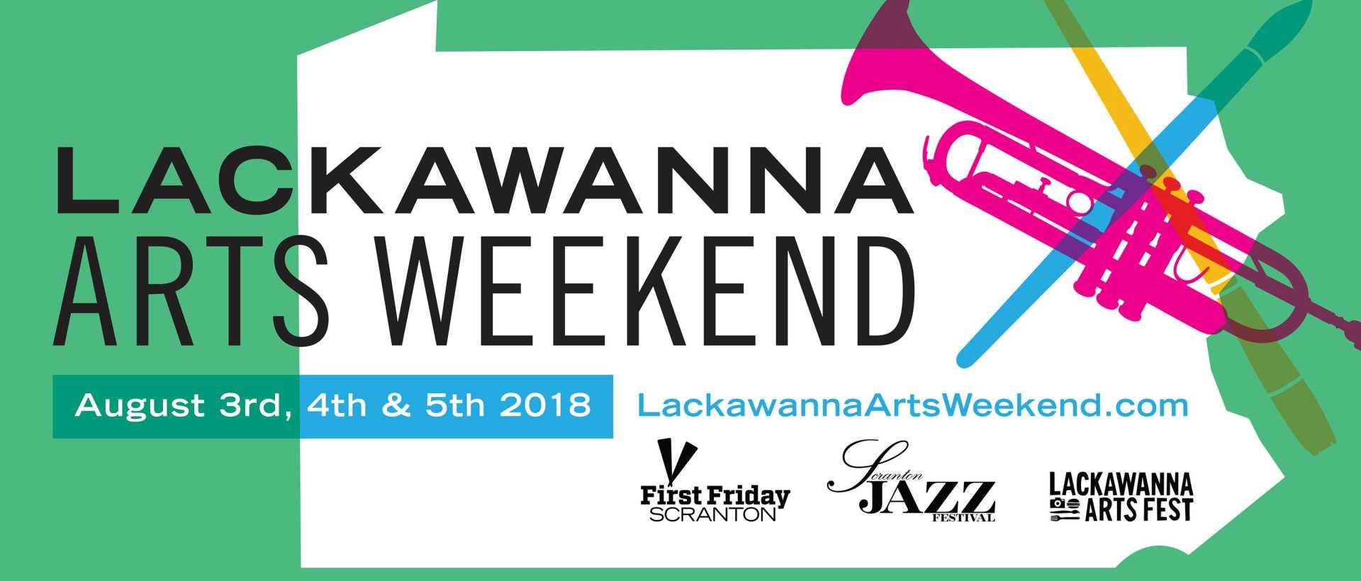 Lackawanna Arts Weekend