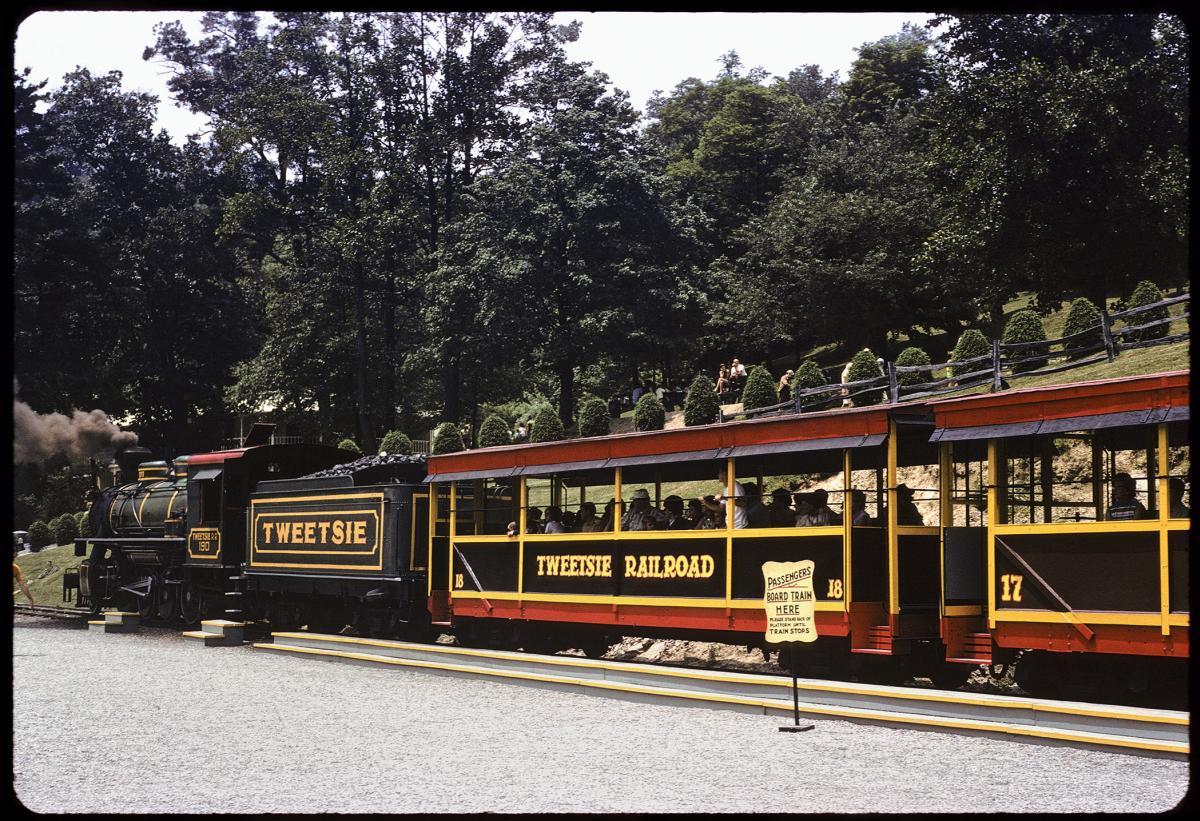 Vacationland: Tweetsie Railroad