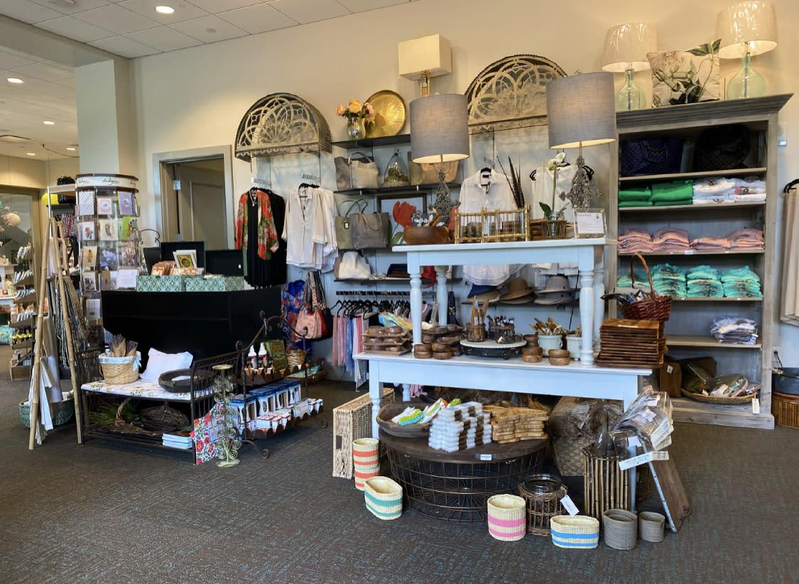 huntsville botanical garden gift shop