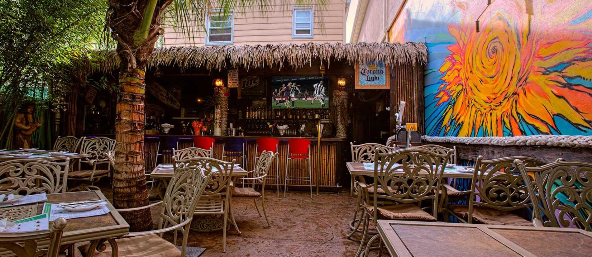 Newark Nj Restaurants Experience Outdoor Dining