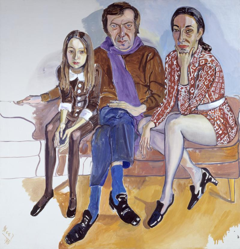 MFAH-Alice Neel