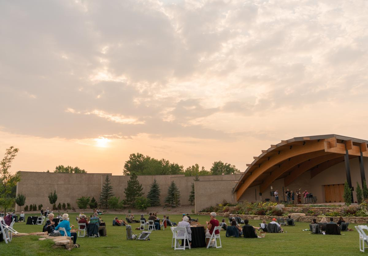 Date Night Music at the Gardens on Spring Creek