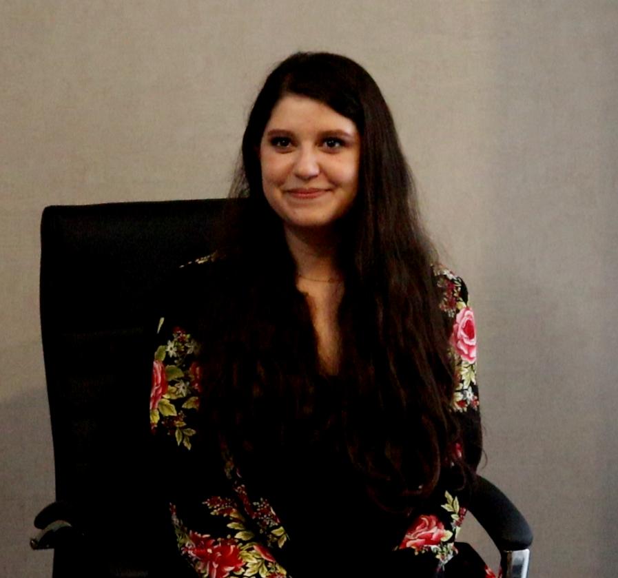 Caitlin Newman, Front Desk Agent at Hyatt Centric