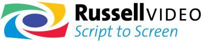 Russell Video logo