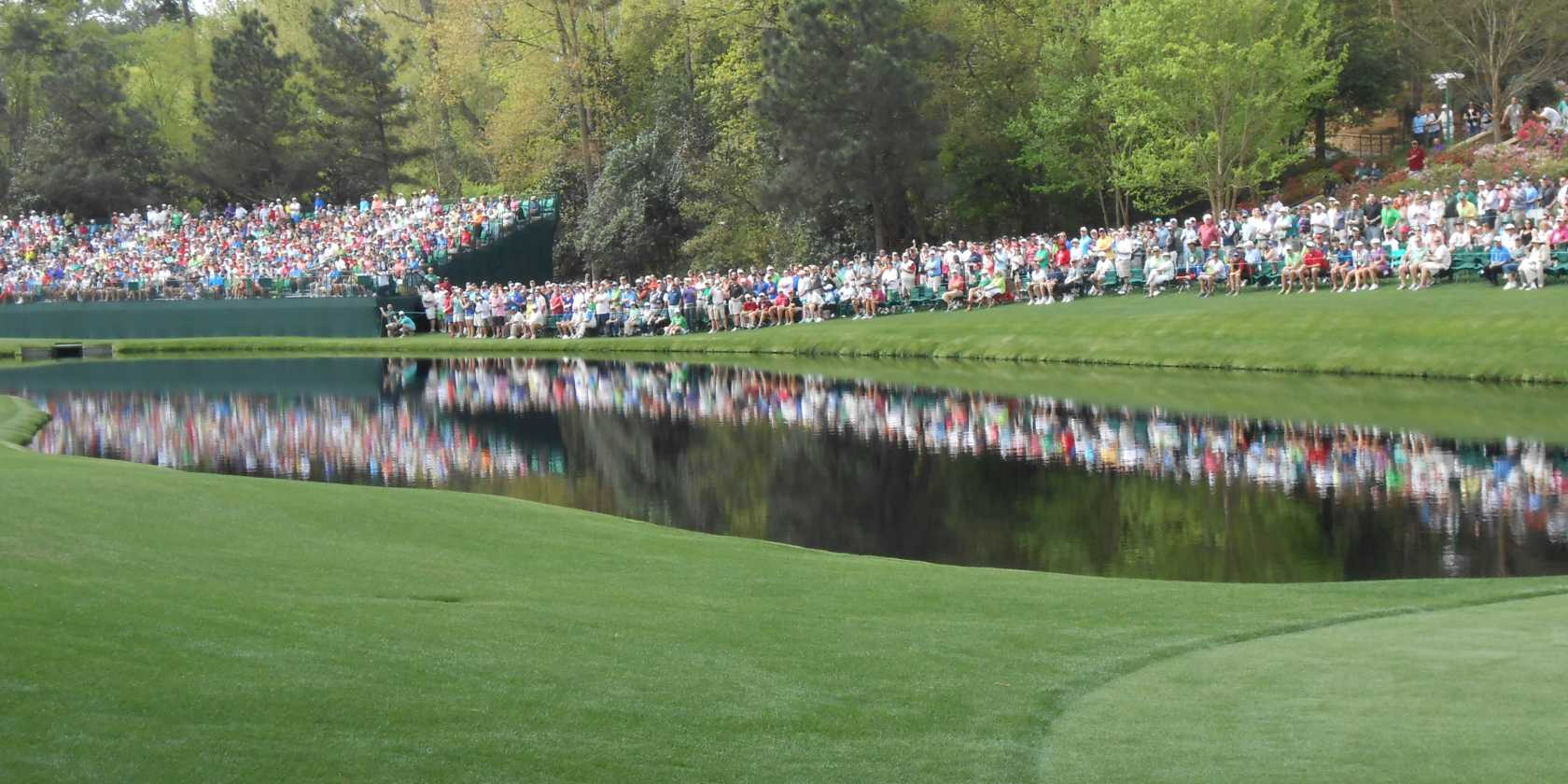 The Masters Golf Tournament Parking Maps Augusta Ga