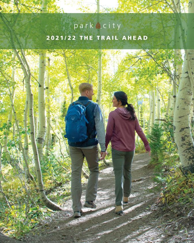 Park City Annual Destination Plan