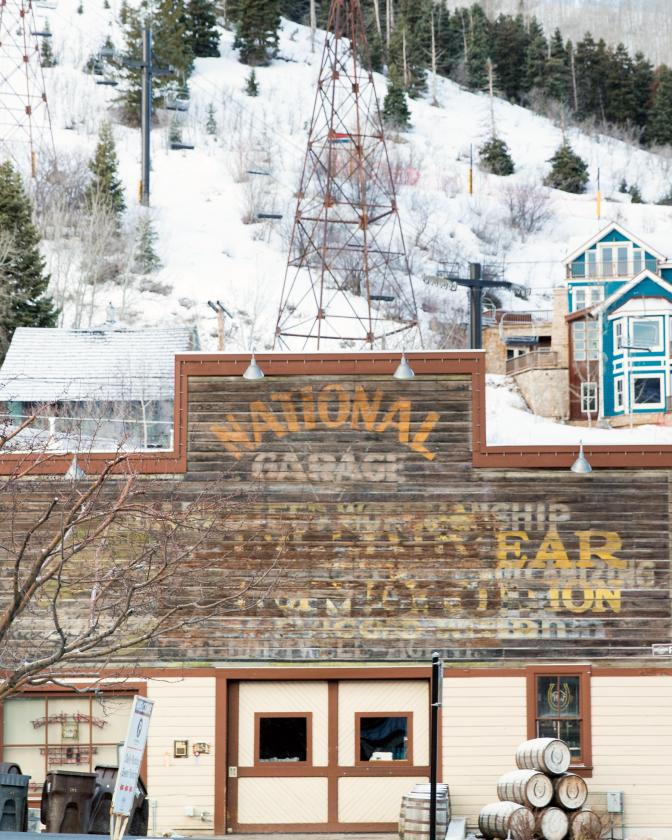 Park City's High West Distillery