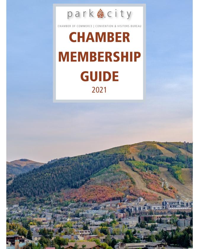 2021 Chamber Membership Guide