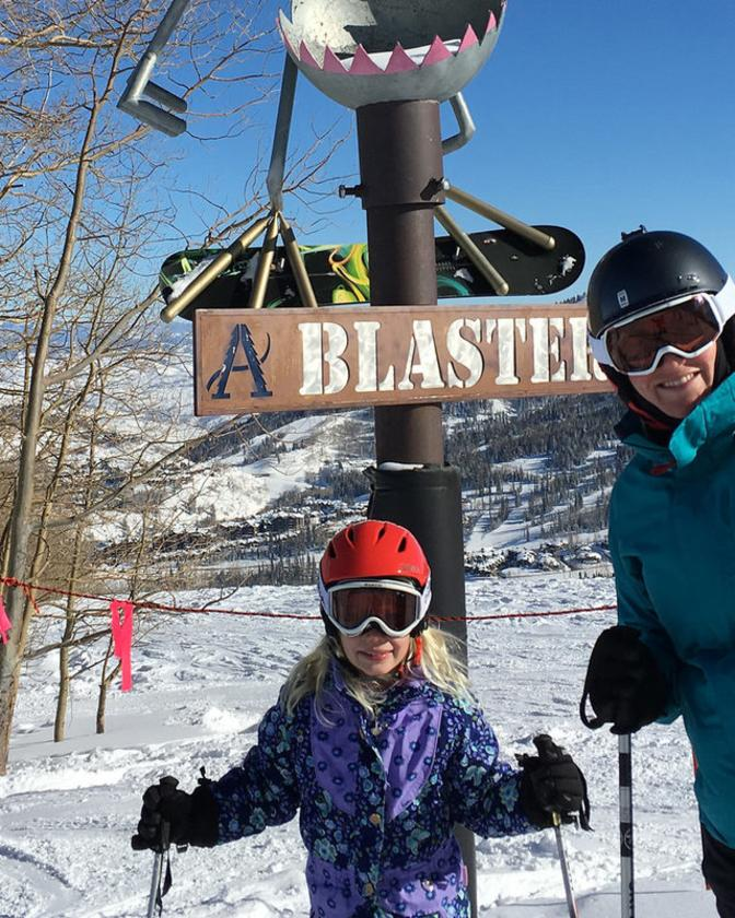 Skiing with Kids at Park City Mountain