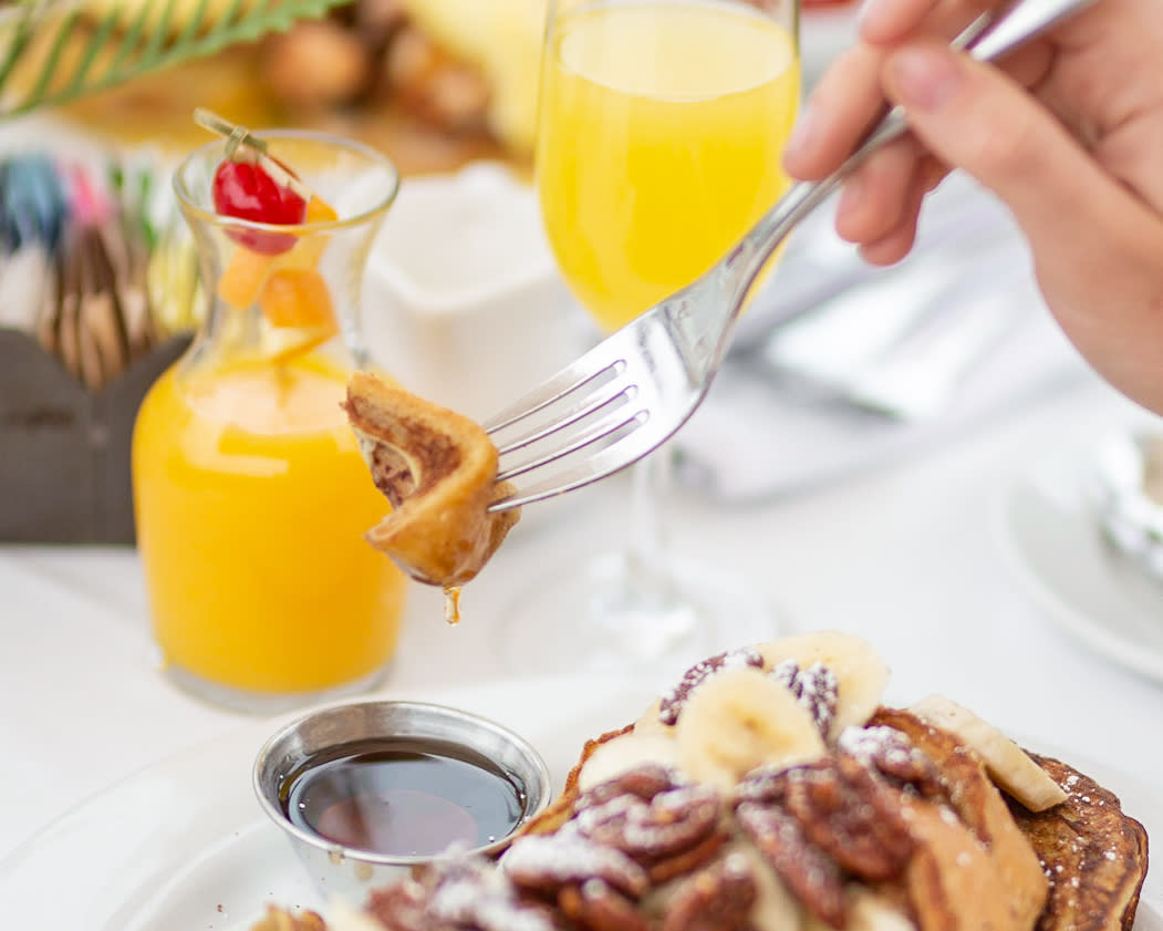Easter Brunch at LIDO in SLO CAL