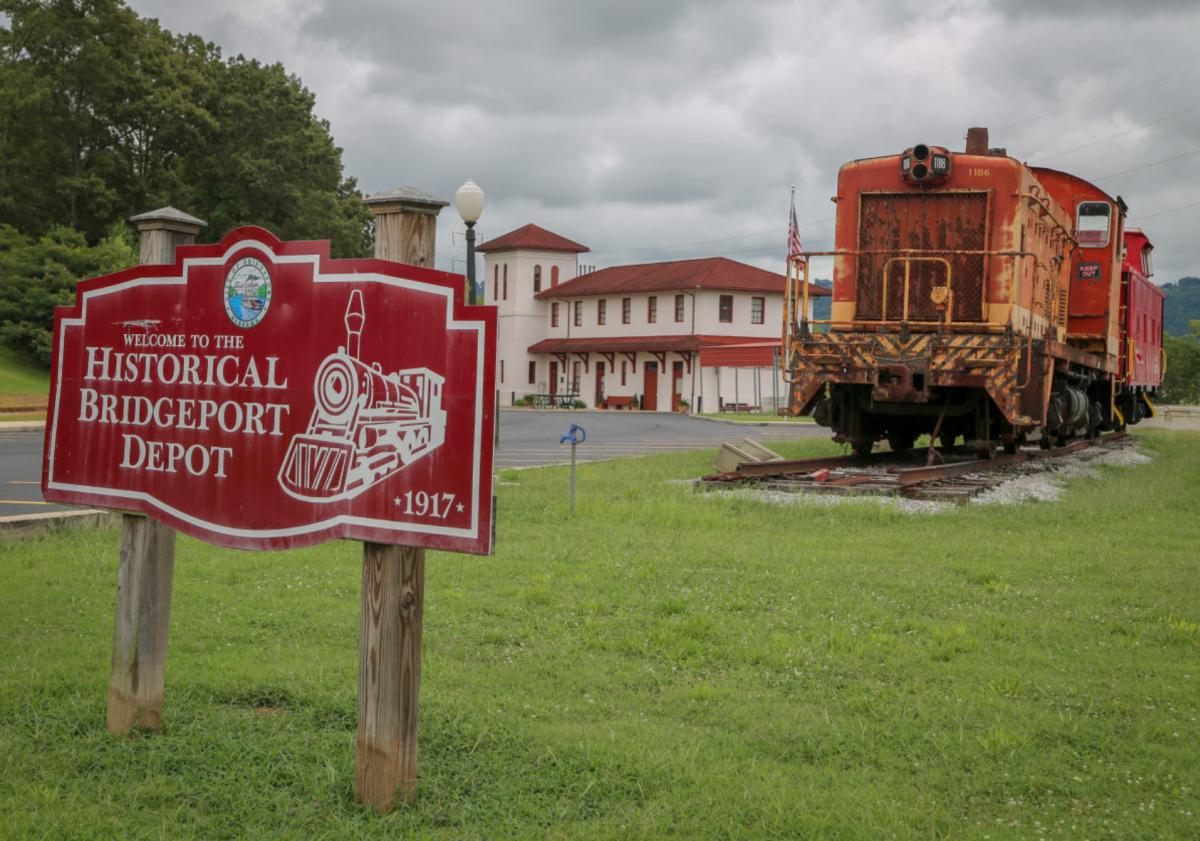 bridgeport depot museum