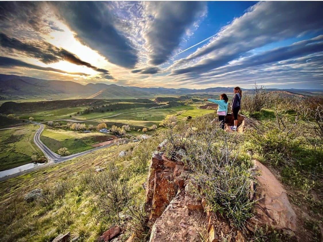 Reservoir Ridge Natural Area
