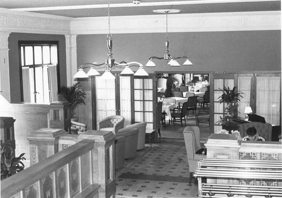 Wareham Hotel's interior