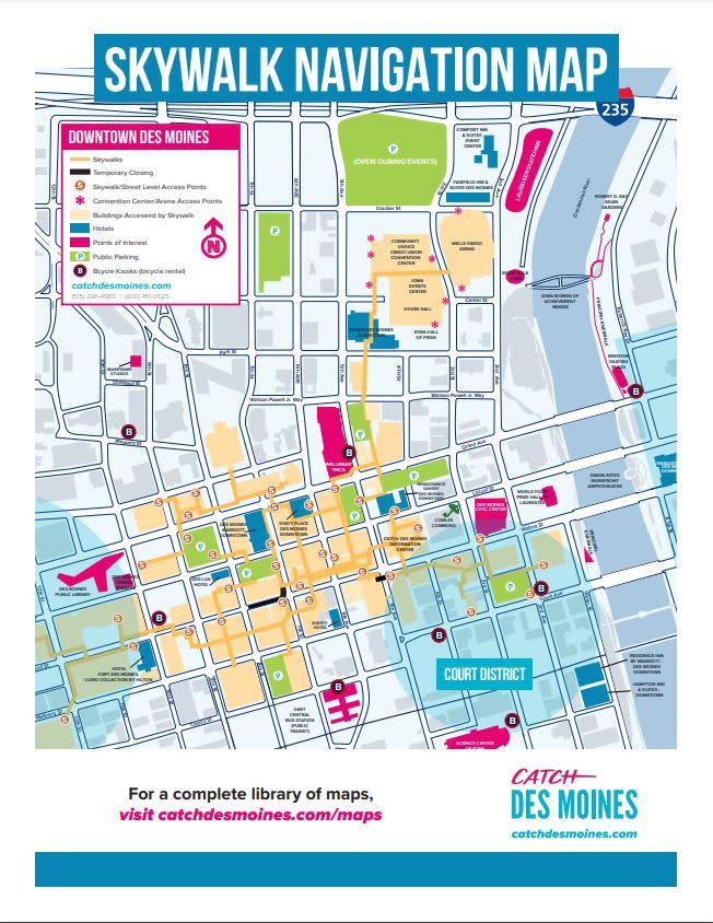 Skywalk Map 2-4-21