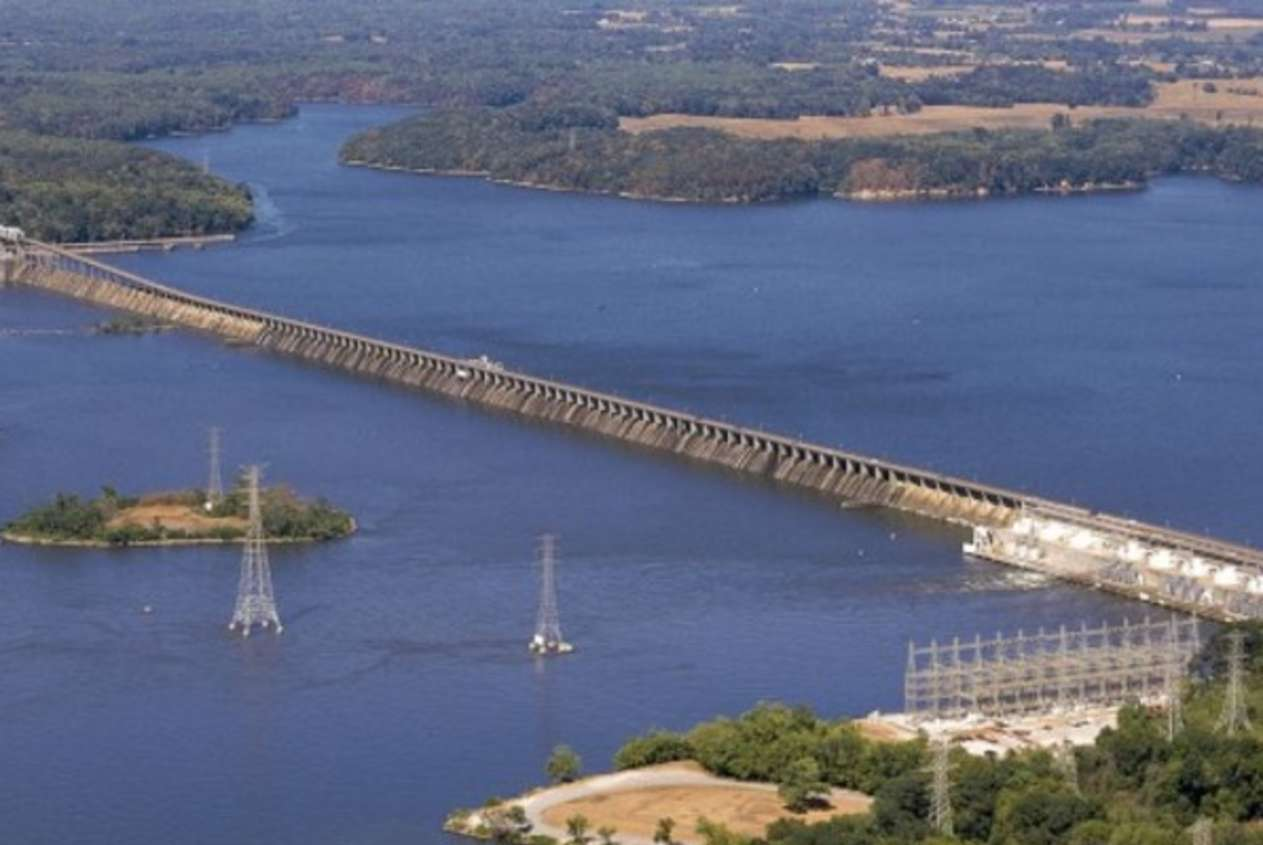 Wheeler Dam-TVA