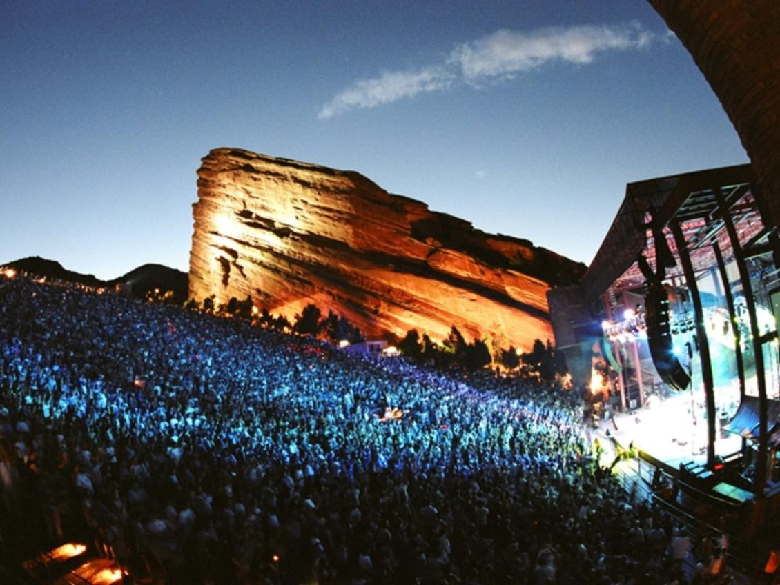 Heading To Red Rocks Make Golden Your Pre Concert Post Yoga Headquarters