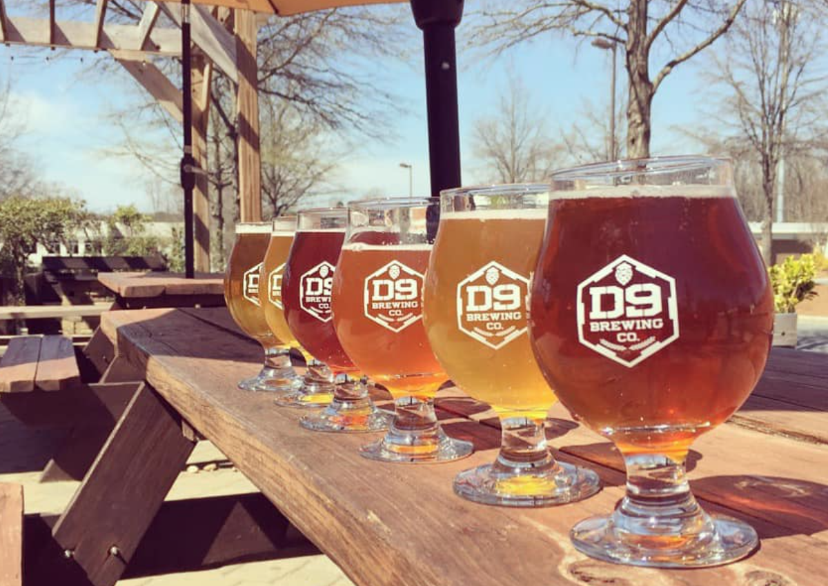 D9 Fall Craft Beer