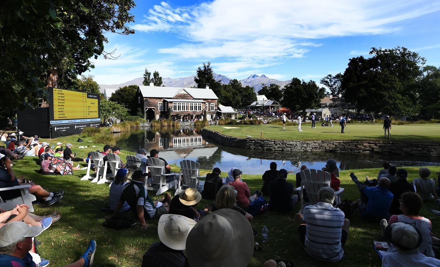 New Zealand Golf Open Millbrook