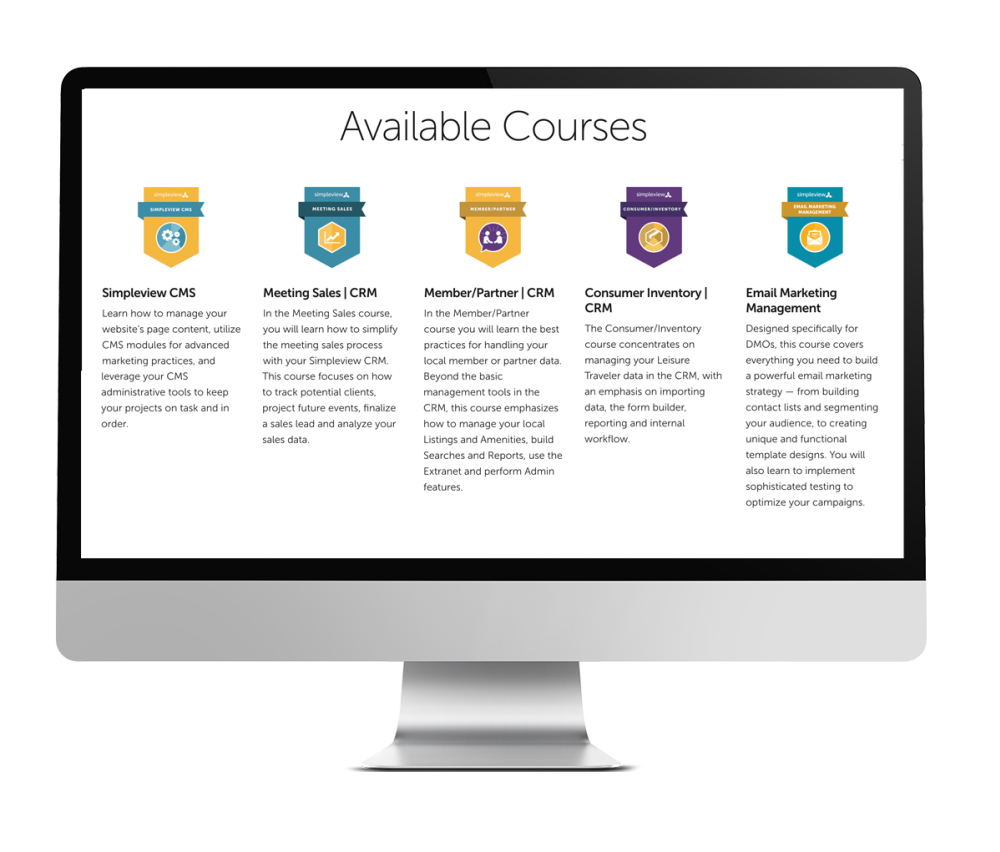 Brainery Courses Available