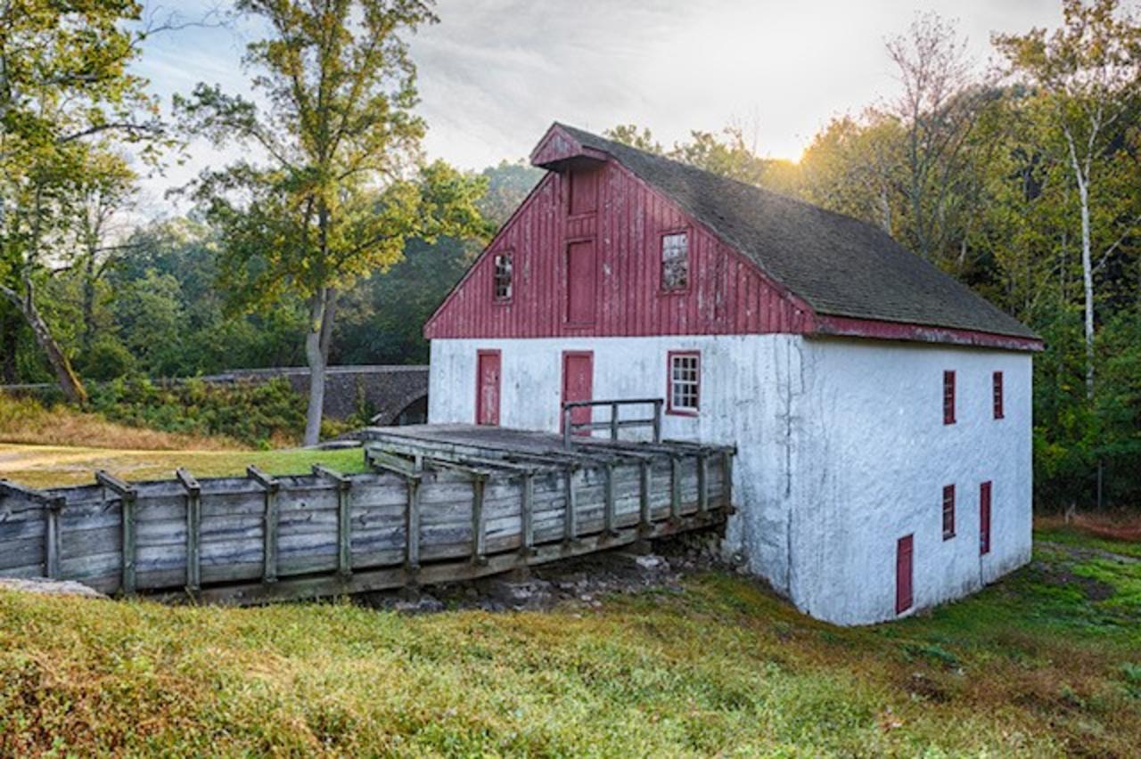Washington Crossing Grist Mill