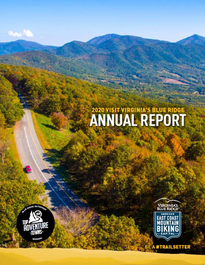 2020 Visit VBR Annual Report