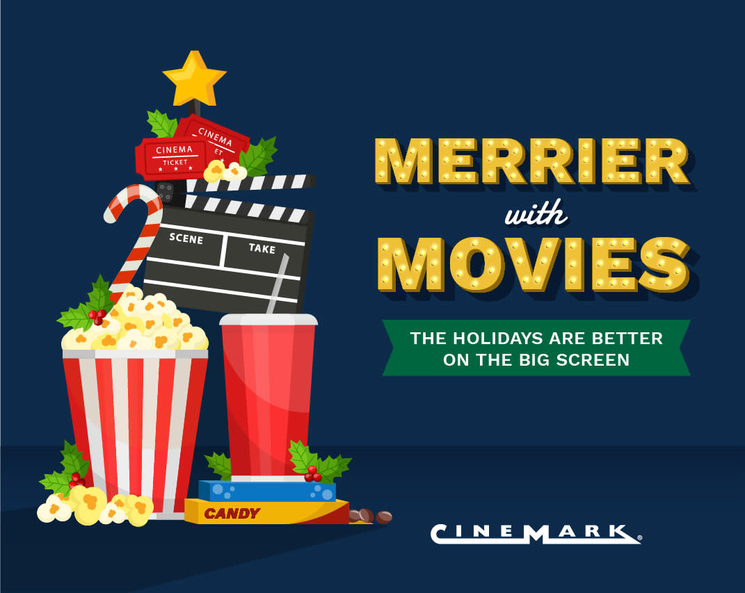 Merrier with Movies