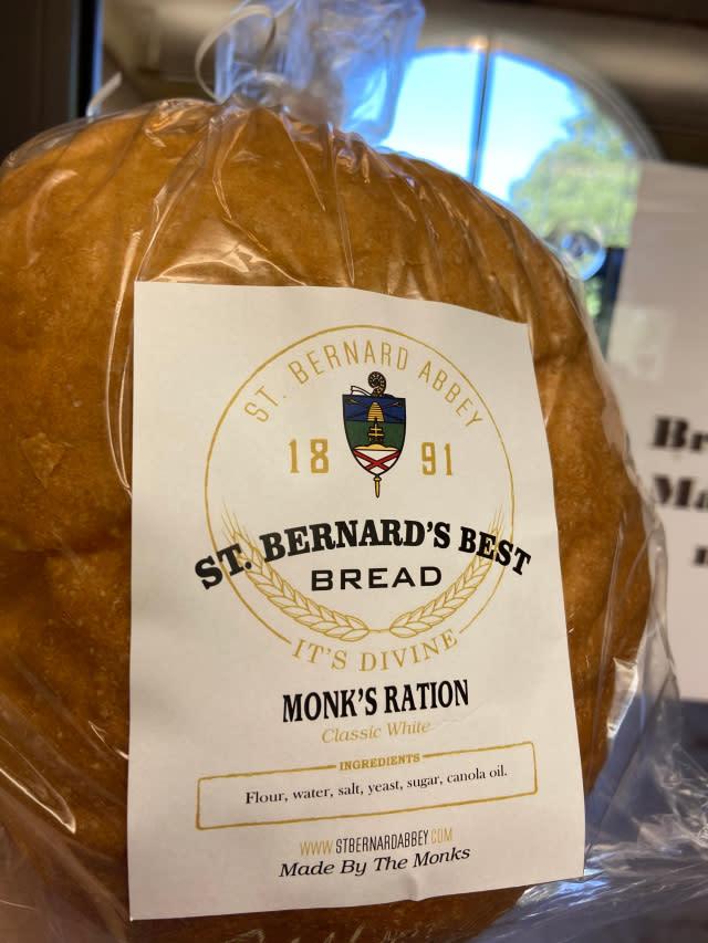 monk's bread