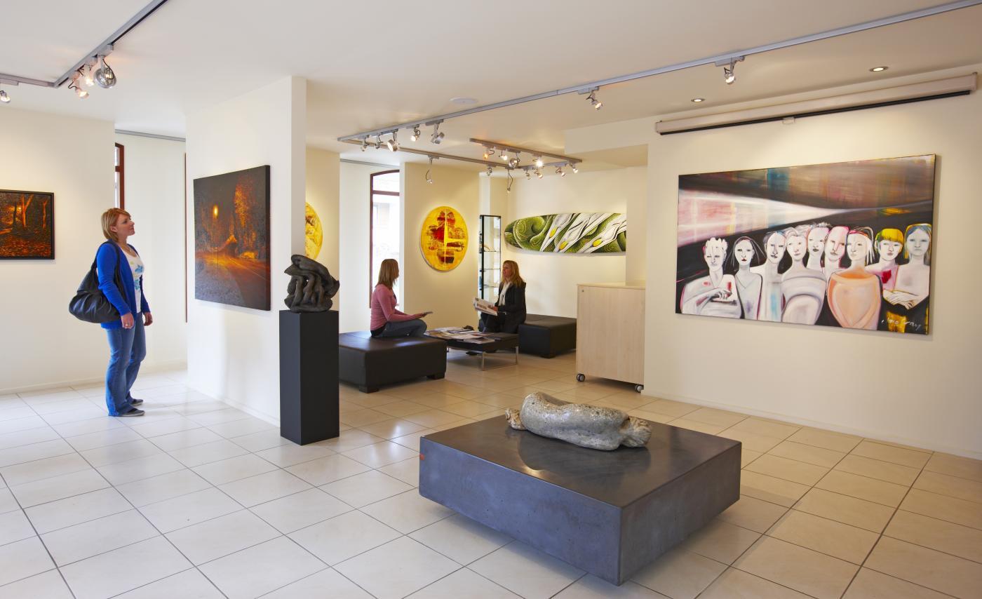 Art Gallery in Queenstown