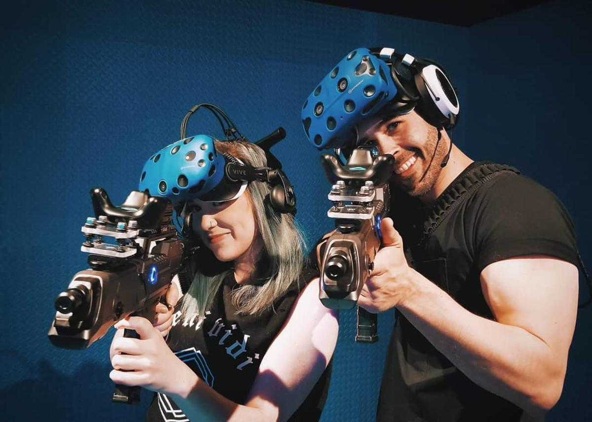 Arcadia VR Lounge