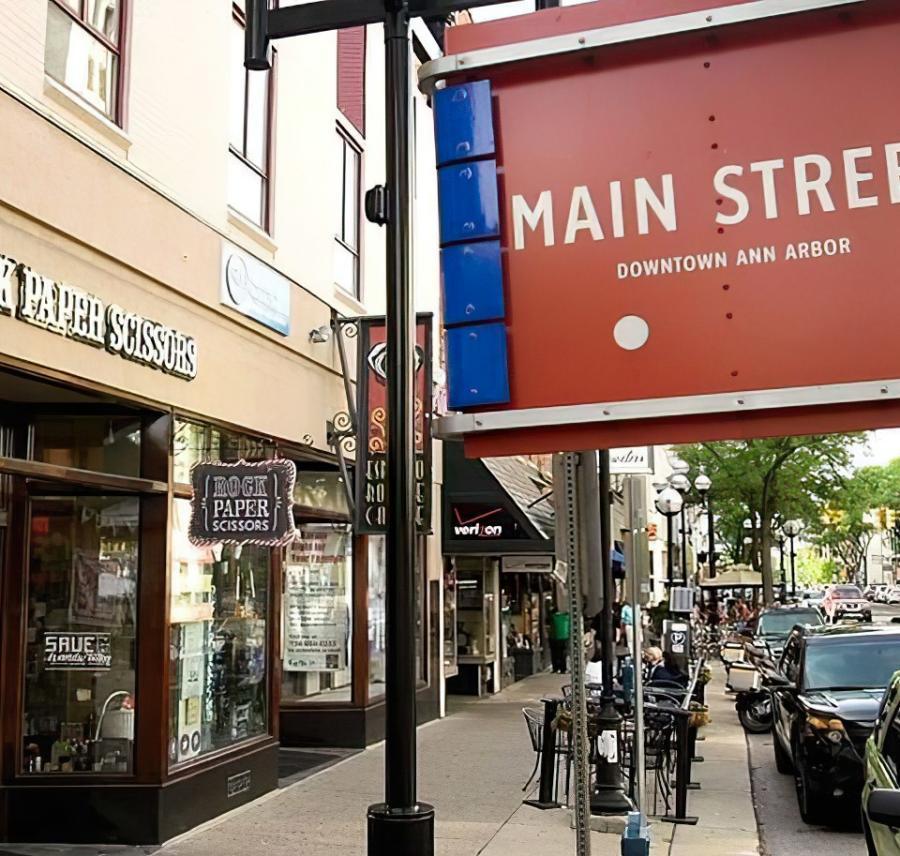 Main Street District