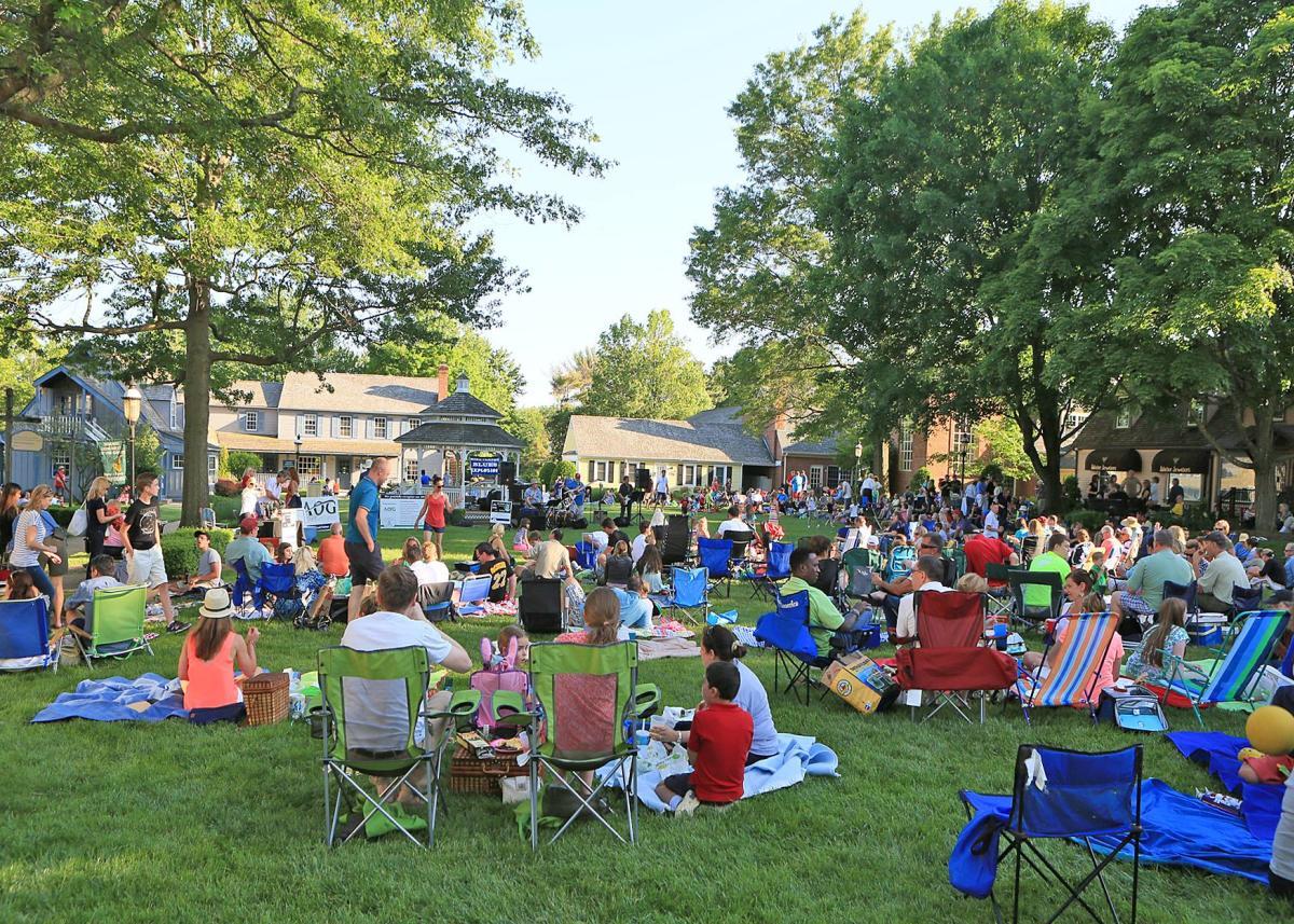 Great Falls Summer Concerts