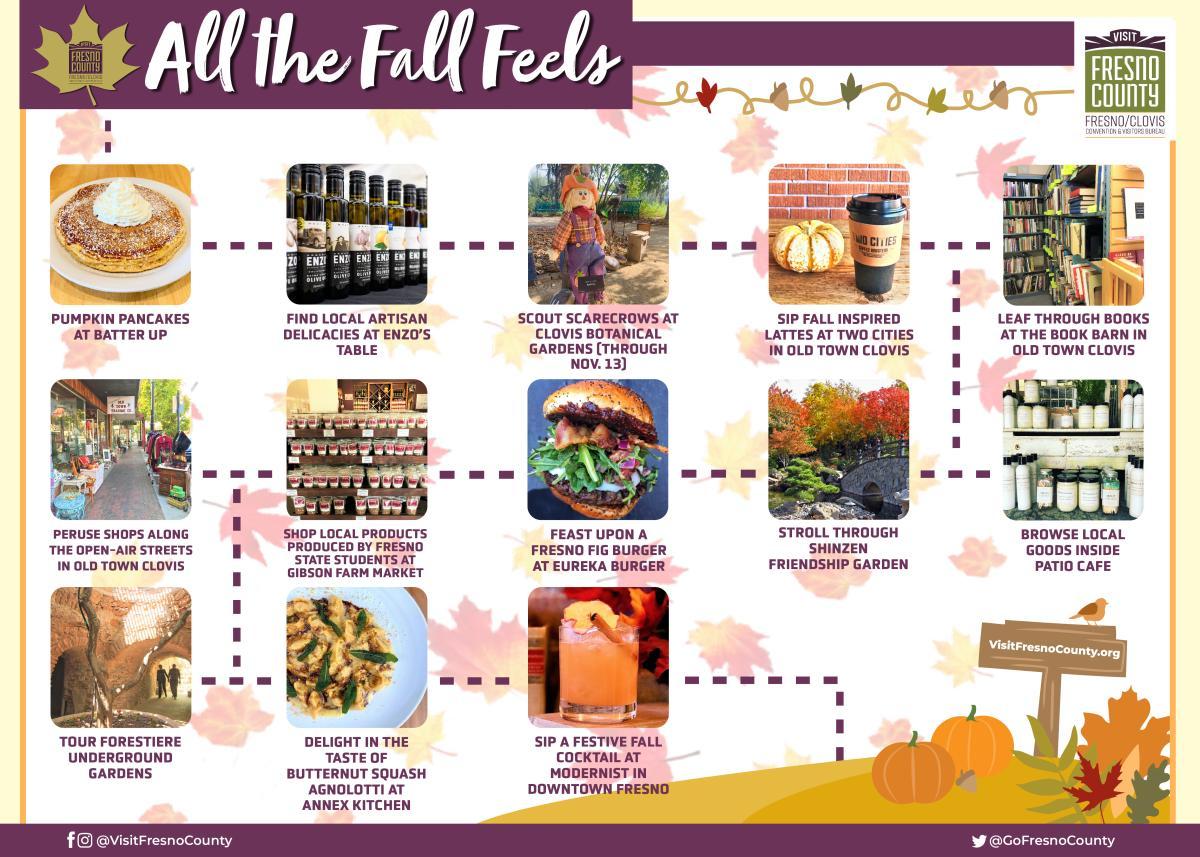 Celebrate Fall in Fresno County