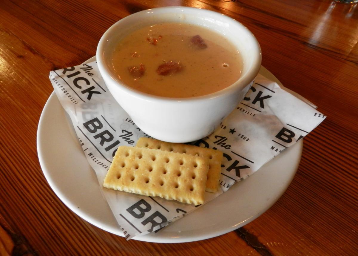 Copy of The Brick Tomato Soup