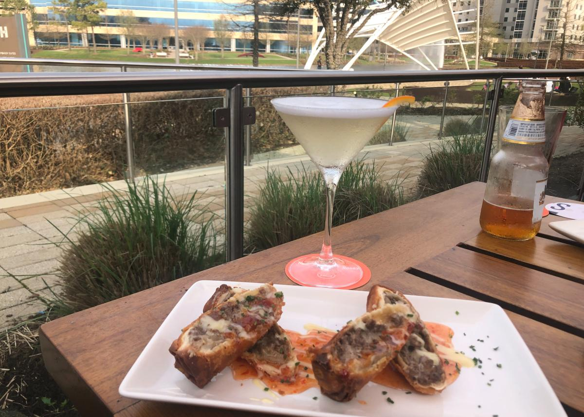 Happy Hour at Del Frisco's Grille
