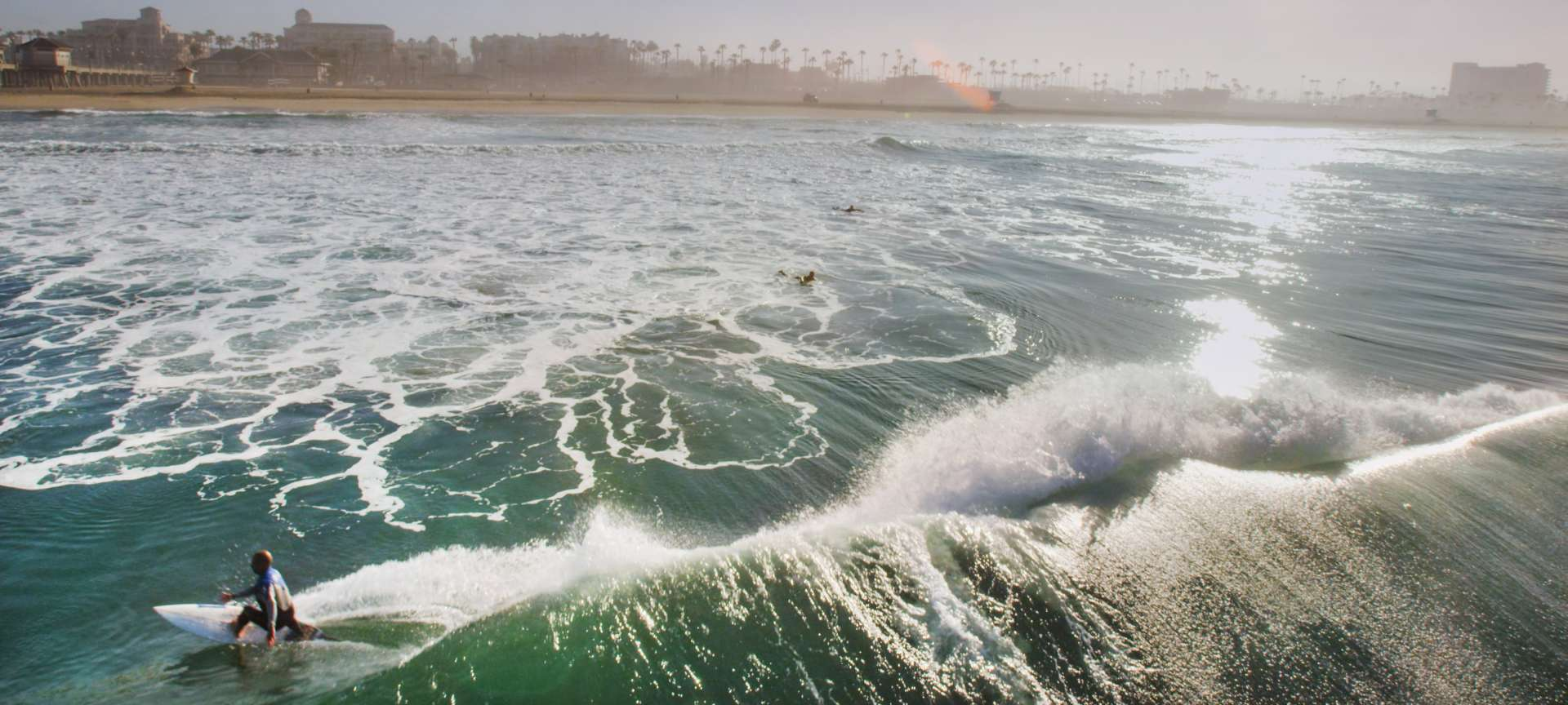 Huntington Beach Surf Report | Surfing Conditions in