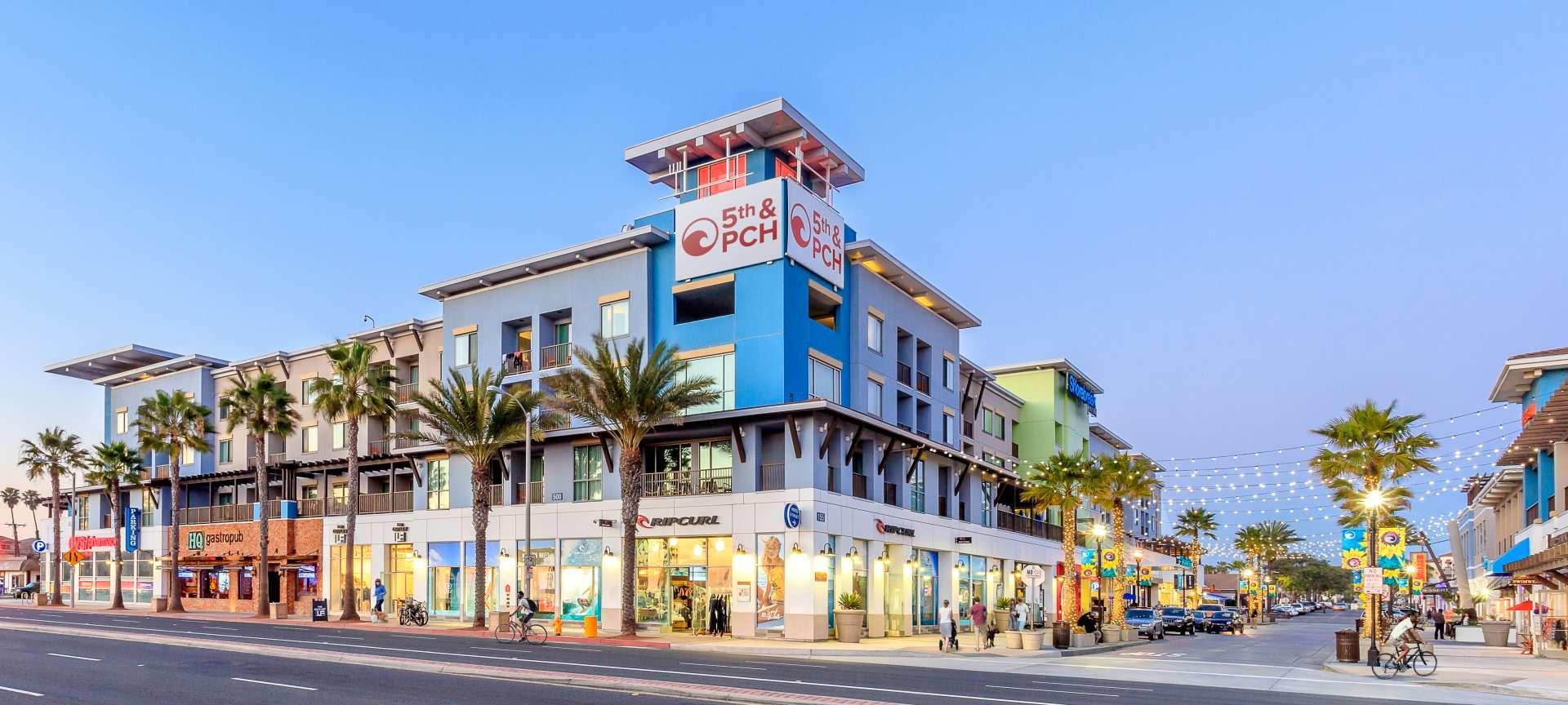 Huntington Beach Ping Centers 5th