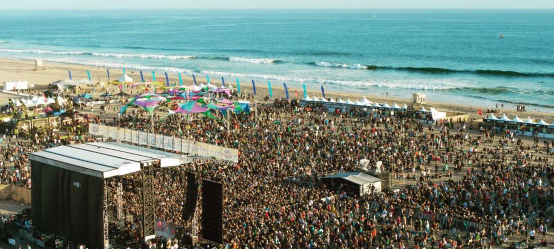 Beach Festival Huntington