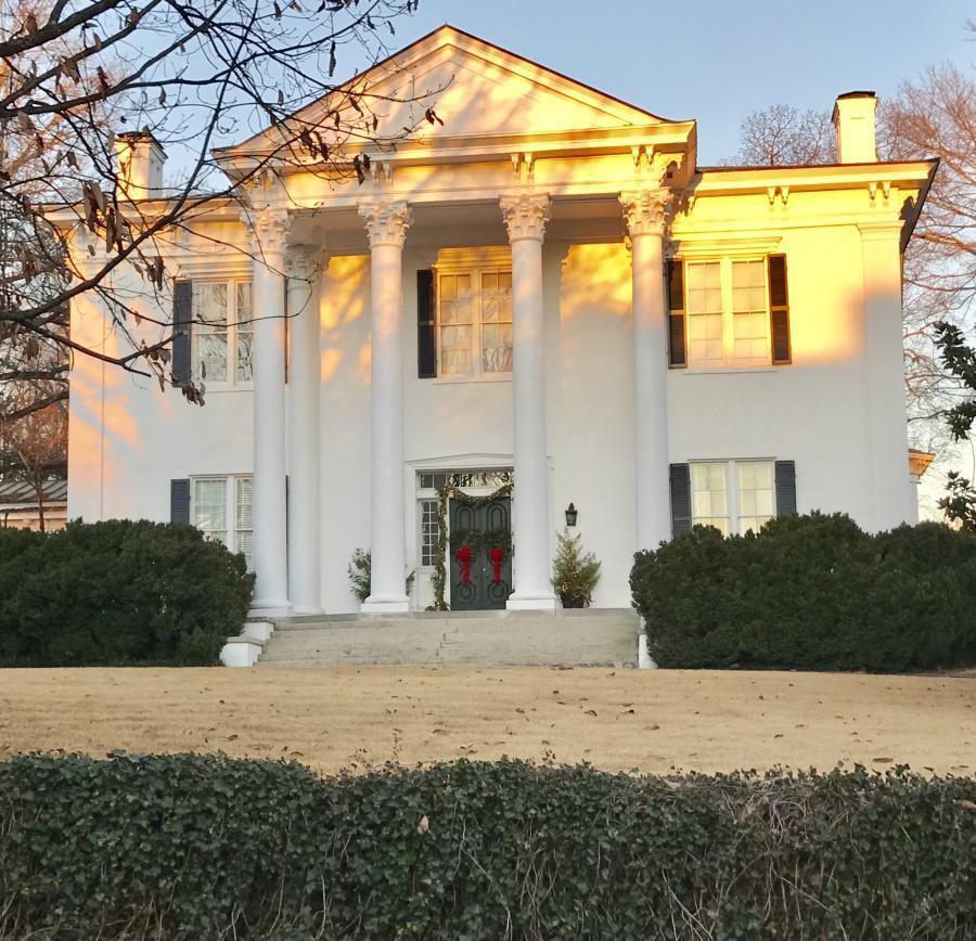 Rhett Moore House Lily Flagg House 603 Franklin Street