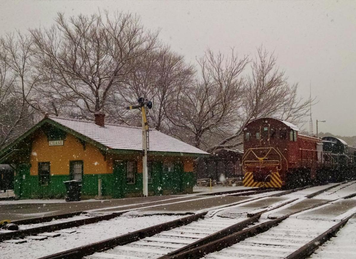 north alabama railroad museum