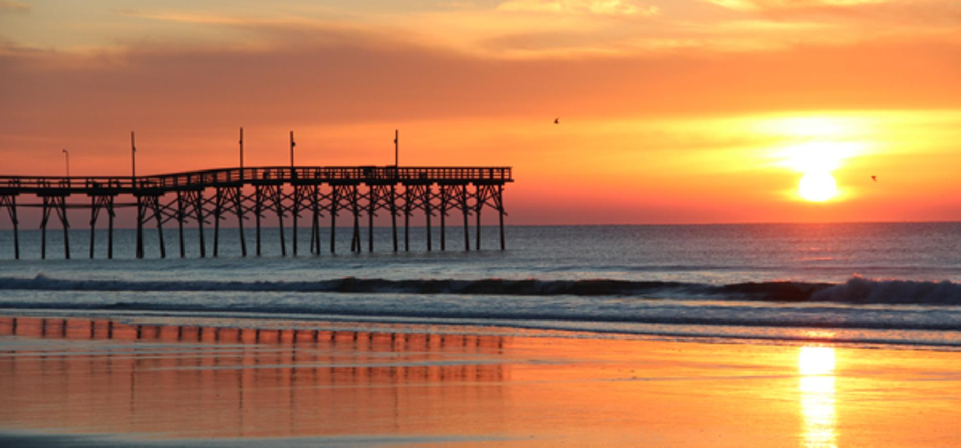 Fall in Love with the Sunrises and Sunsets in NC's Brunswick Islands