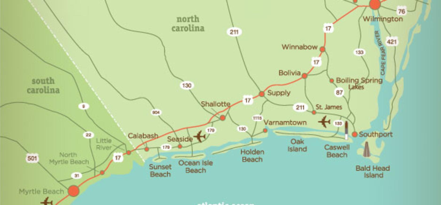 Meet North Carolina S Brunswick Islands