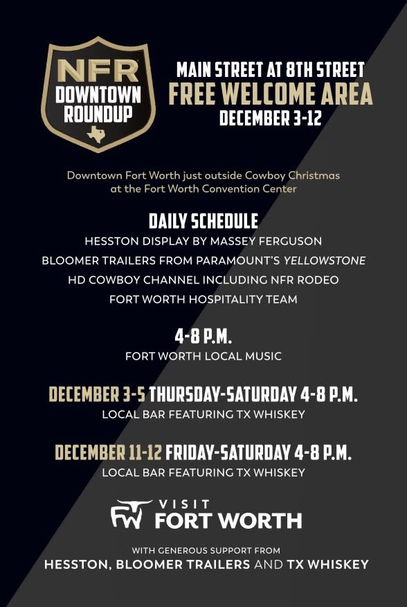 Downtown Roundup