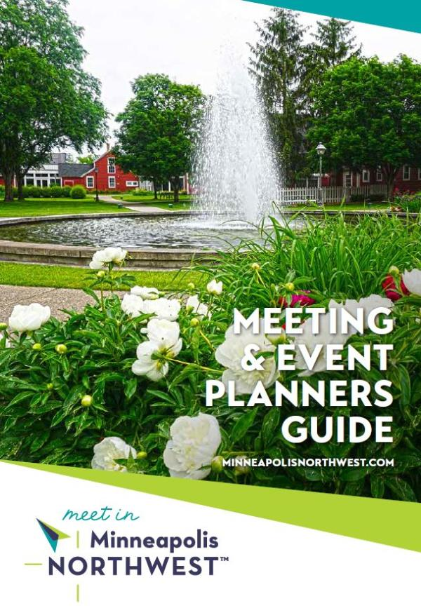 2021 Meeting & Event Planners Guide cover