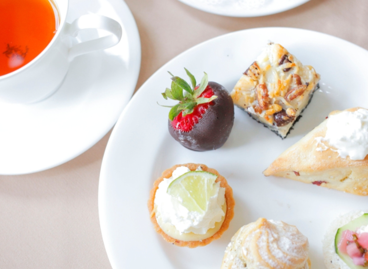 Holiday High Tea is a beloved annual Christmas tradition on Jekyll Island, GA