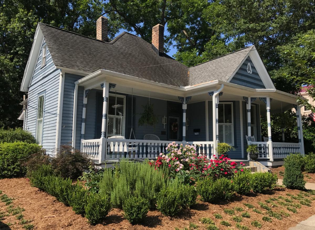 Wilson House Historic Oakwood