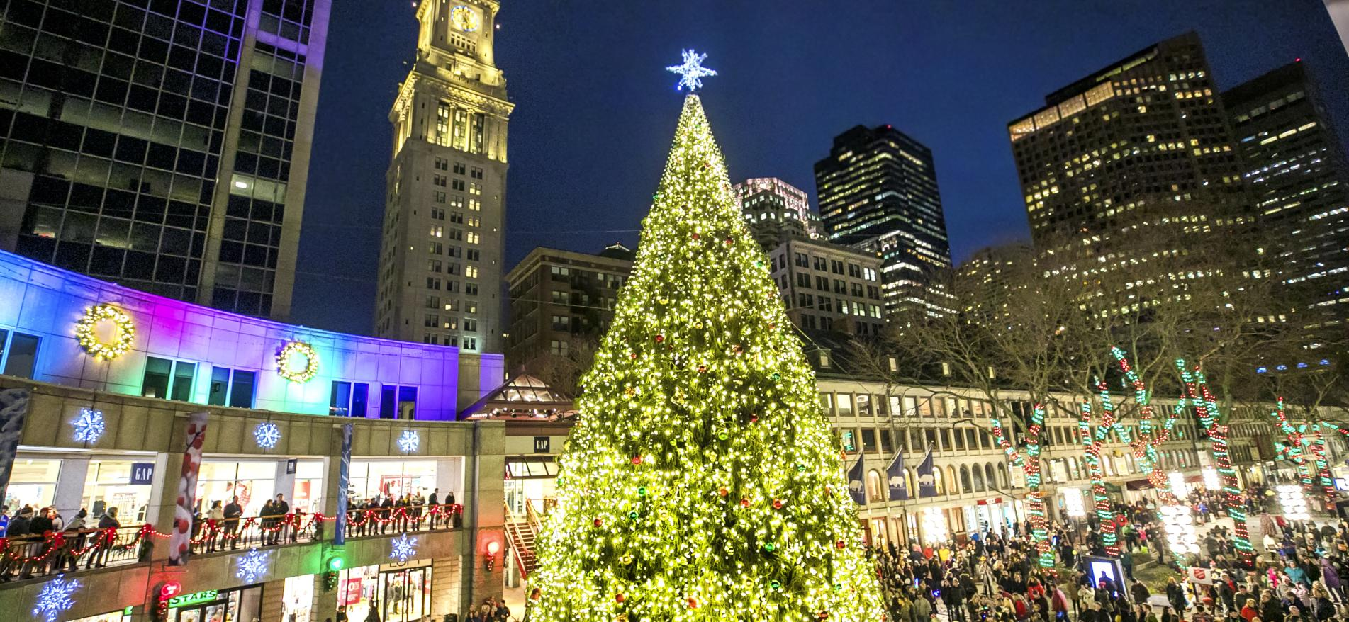 Boston Christmas Market 2020 Boston's Holiday Season | Christmas and NYE Events