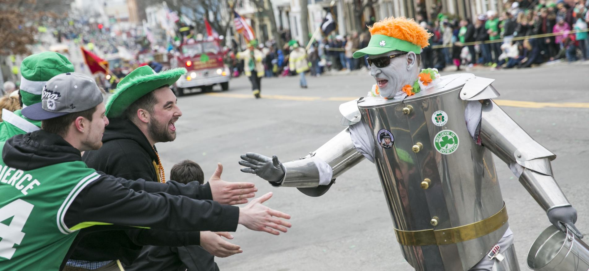 St Patrick S Day 2019 In Boston Events The Dropkick Murphys